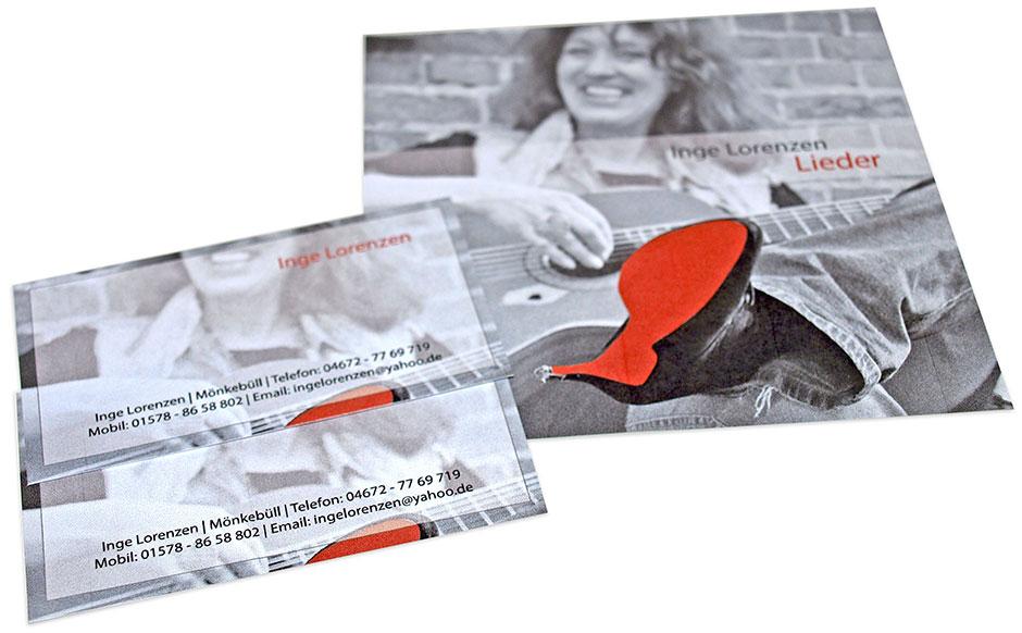 Print CD Inge Lorenzen