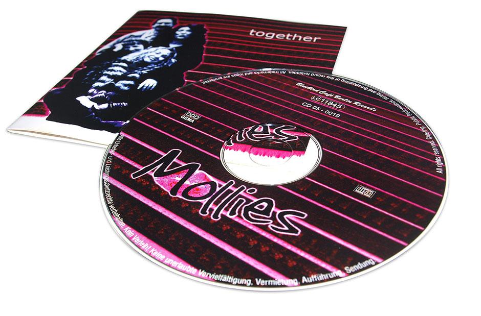 CD-Booklet
