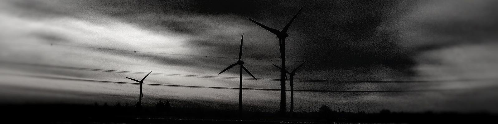 Fotografie Windmühlen