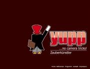 Yupp Regeler Zauberkünstler Internetauftritt
